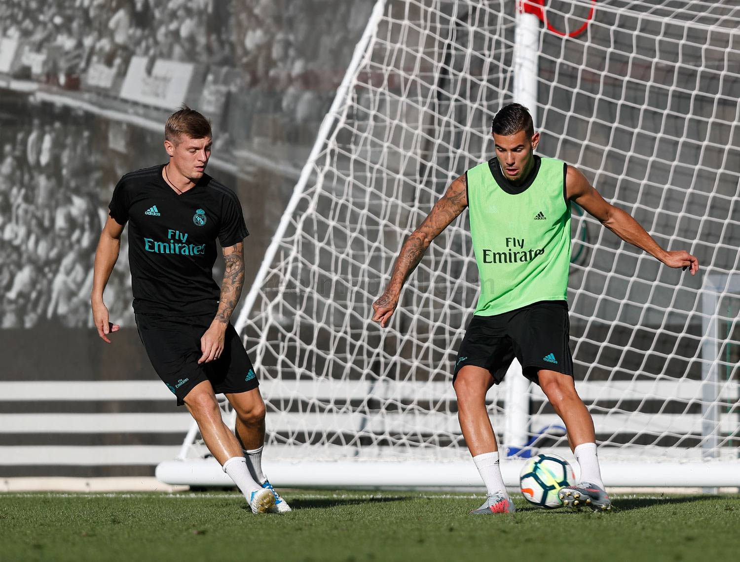 Real Madrid - Entrenamiento del Real Madrid - 09-10-2017