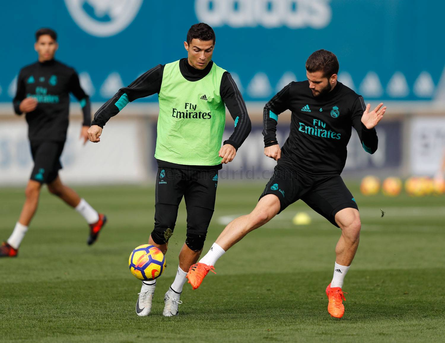 Real Madrid - Entrenamiento del Real Madrid - 03-11-2017