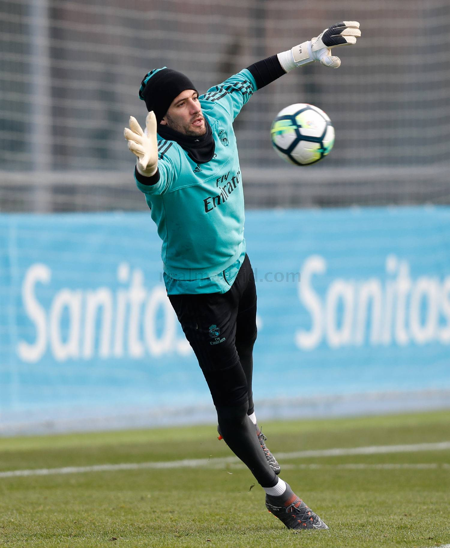 Real Madrid - Entrenamiento del Real Madrid - 09-02-2018