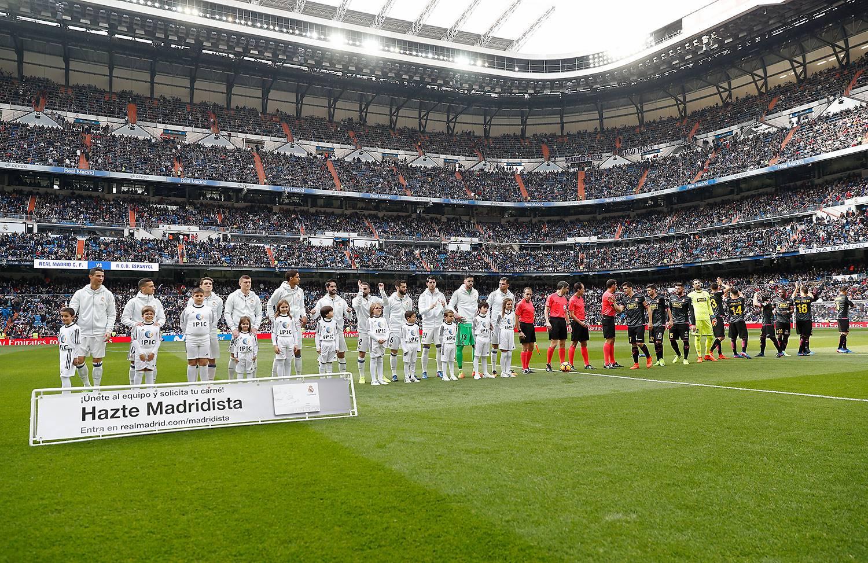 VIDEO: Real Madrid C.F. - RCD Espanyol 2:0