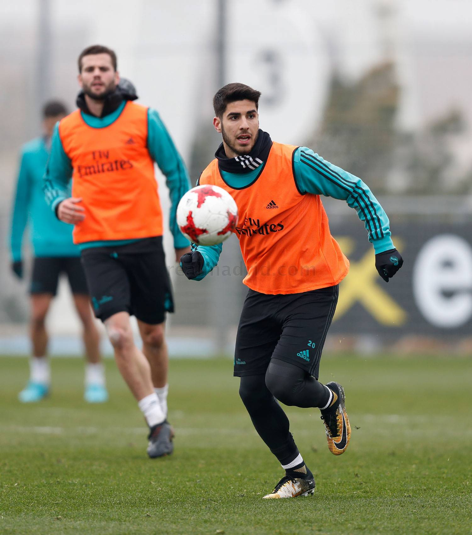 Real Madrid - Entrenamiento del Real Madrid - 09-01-2018