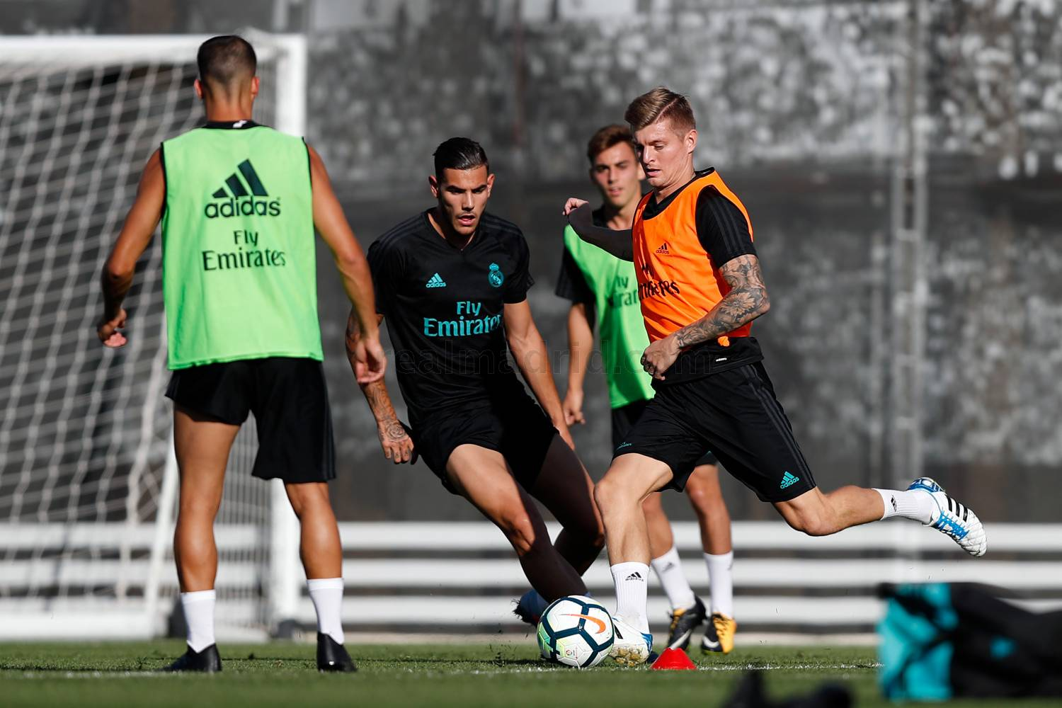 Real Madrid - Entrenamiento del Real Madrid - 10-10-2017