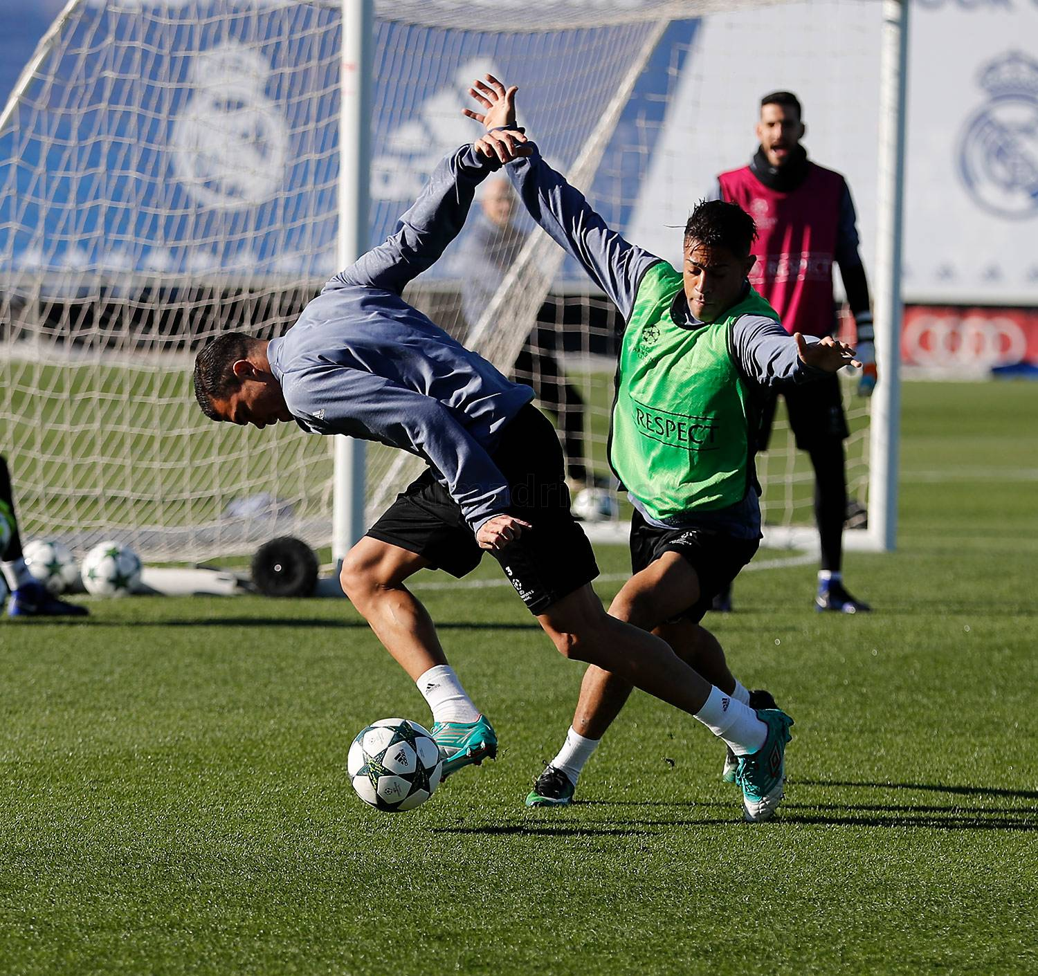 Real Madrid - Entrenamiento del Real Madrid - 06-12-2016