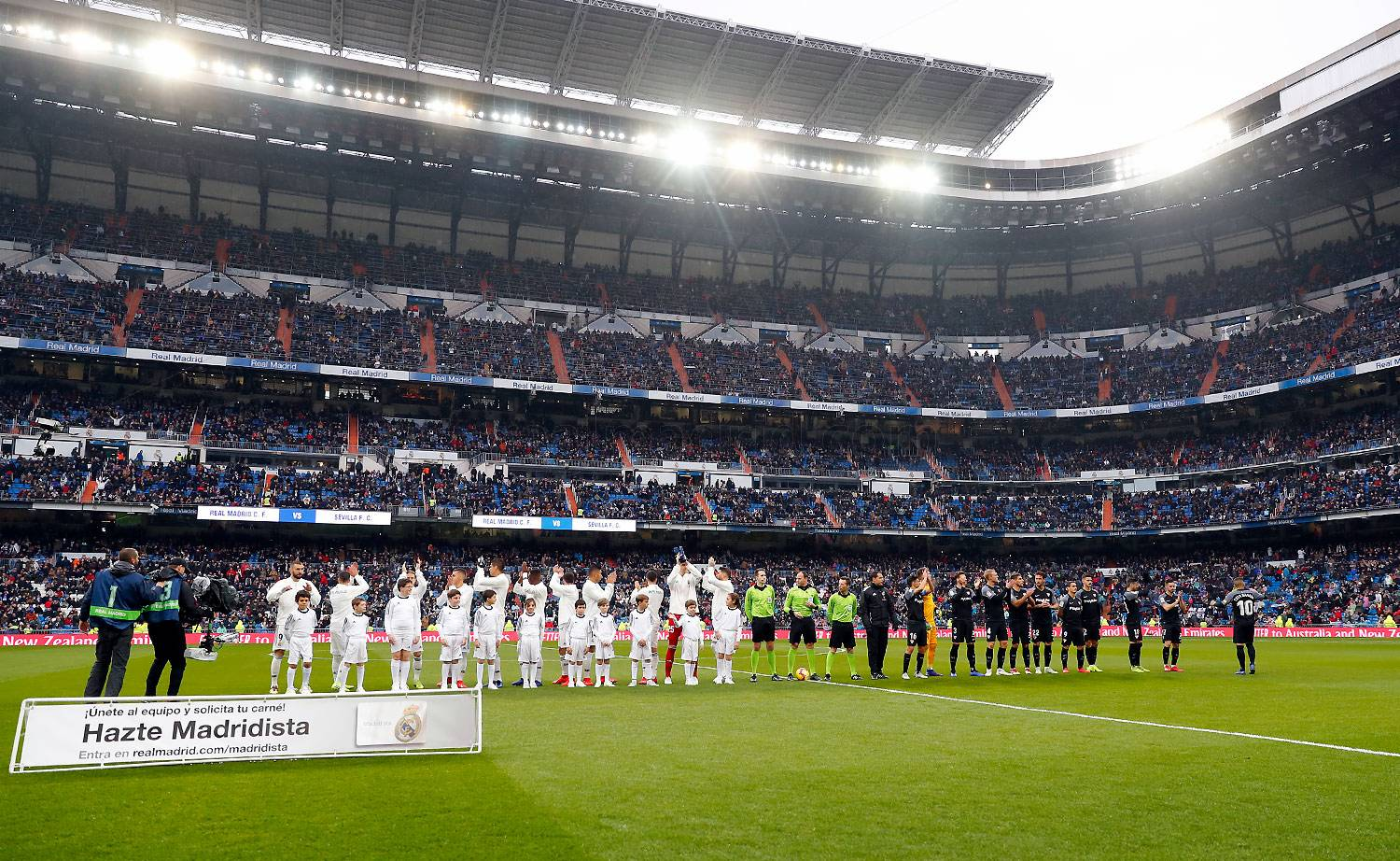 Real Madrid - Real Madrid - Sevilla - 19-01-2019