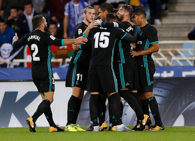 """""""Real"""" o'z tarixida ilk bor La Liganing ketma-ket 11 ta safar uchrashuvida g'alaba qozindi"""
