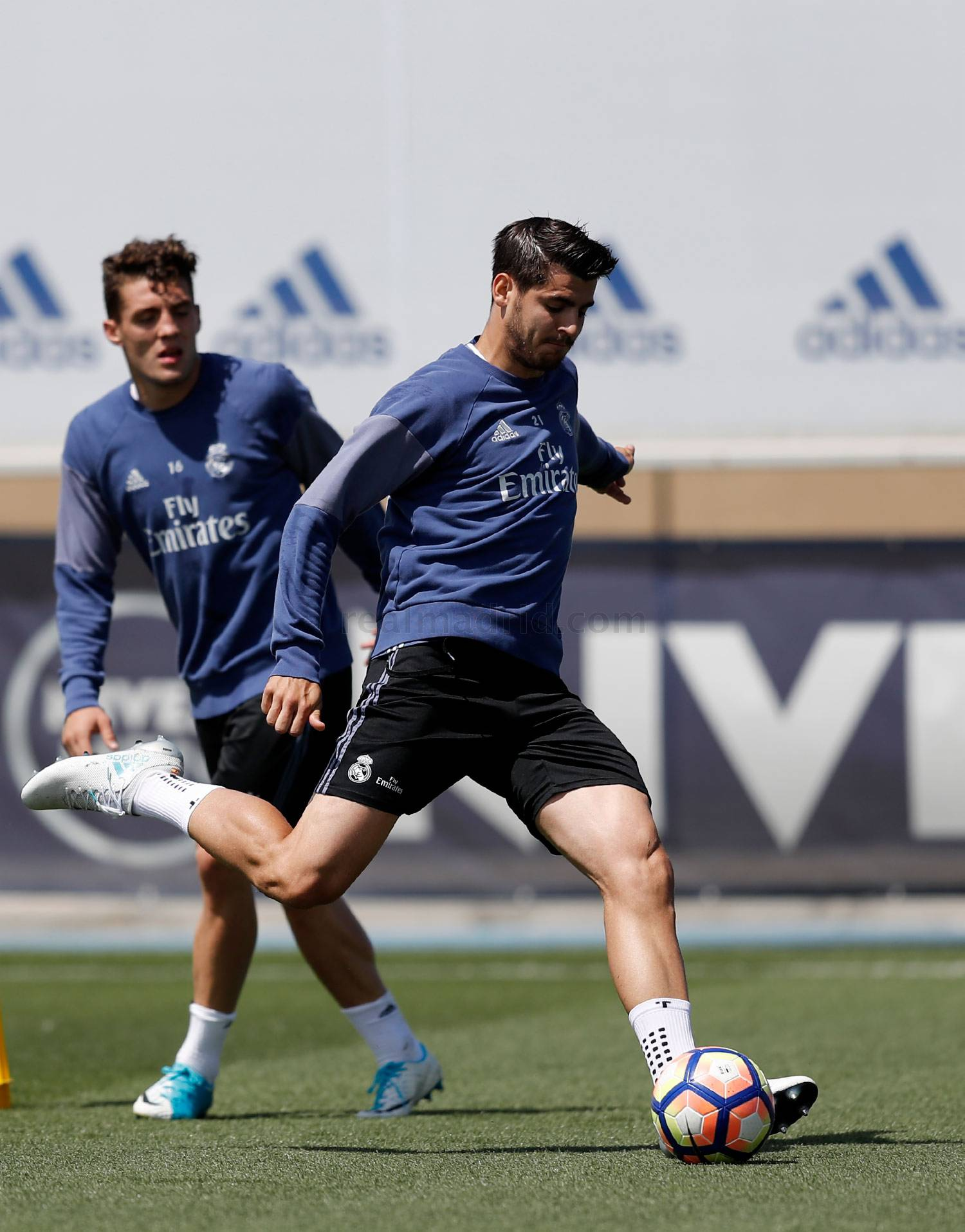 Real Madrid - Entrenamiento del Real Madrid - 18-05-2017