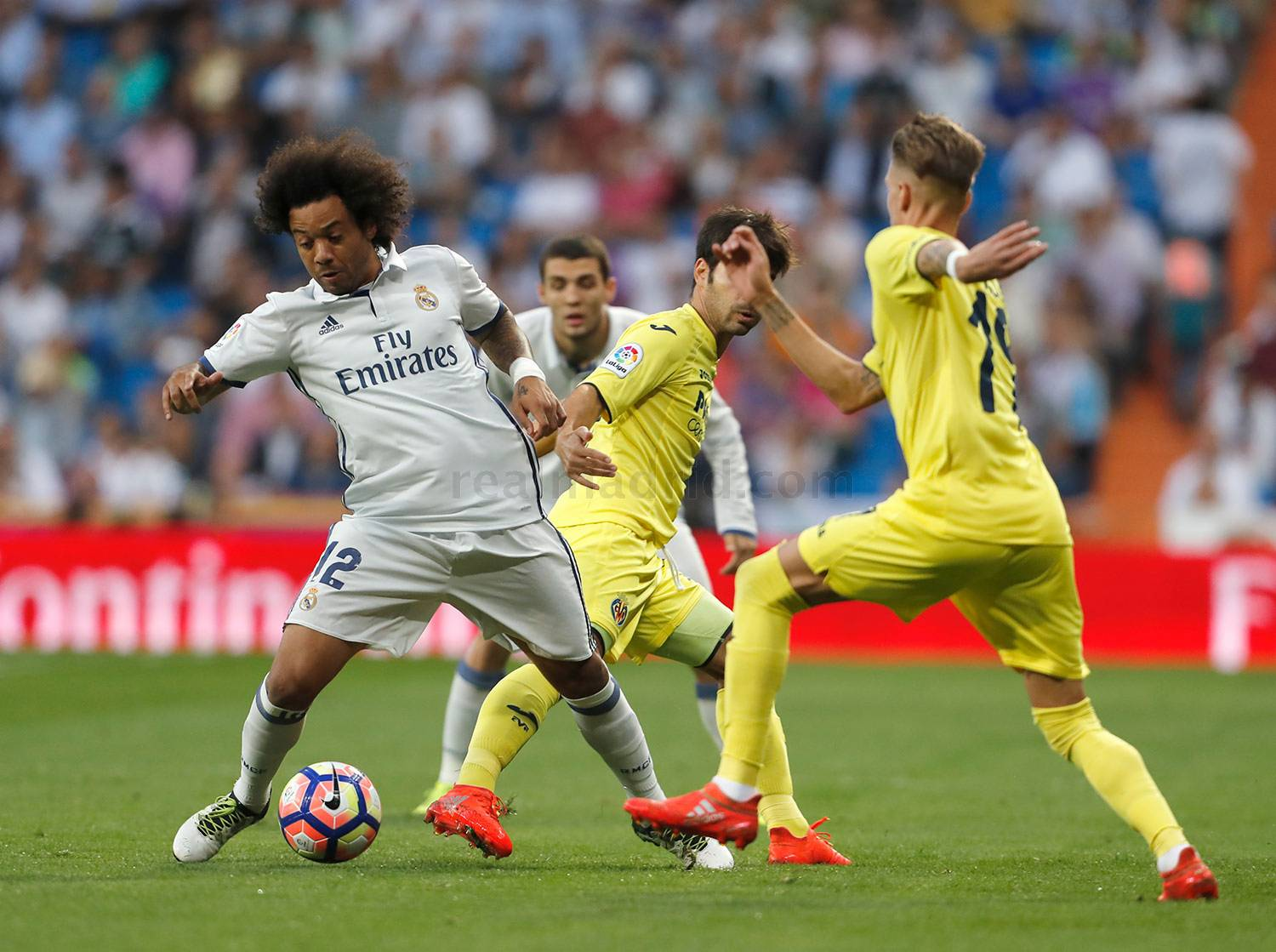 Real Madrid - Villarreal