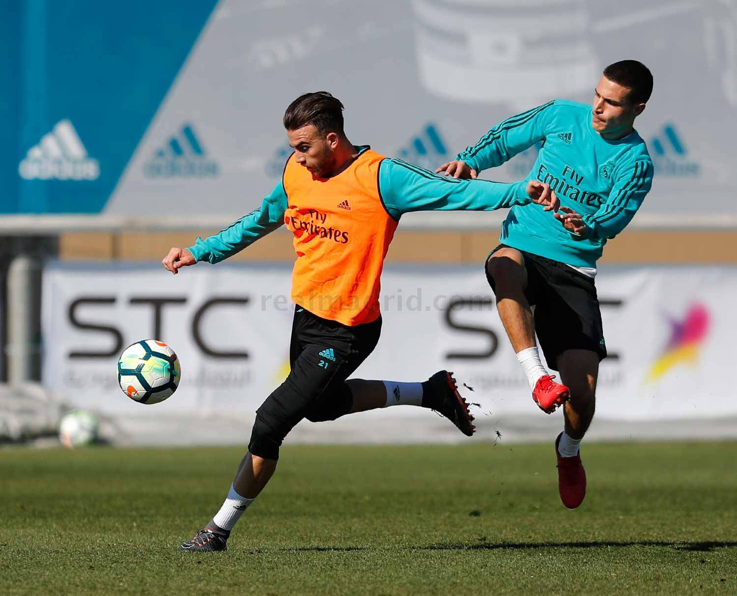 Real Madrid - Entrenamiento del Real Madrid - 22-02-2018