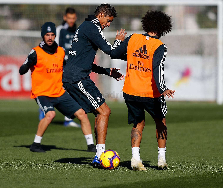 Santiago Solari evita hablar de su permanencia en el Real Madrid