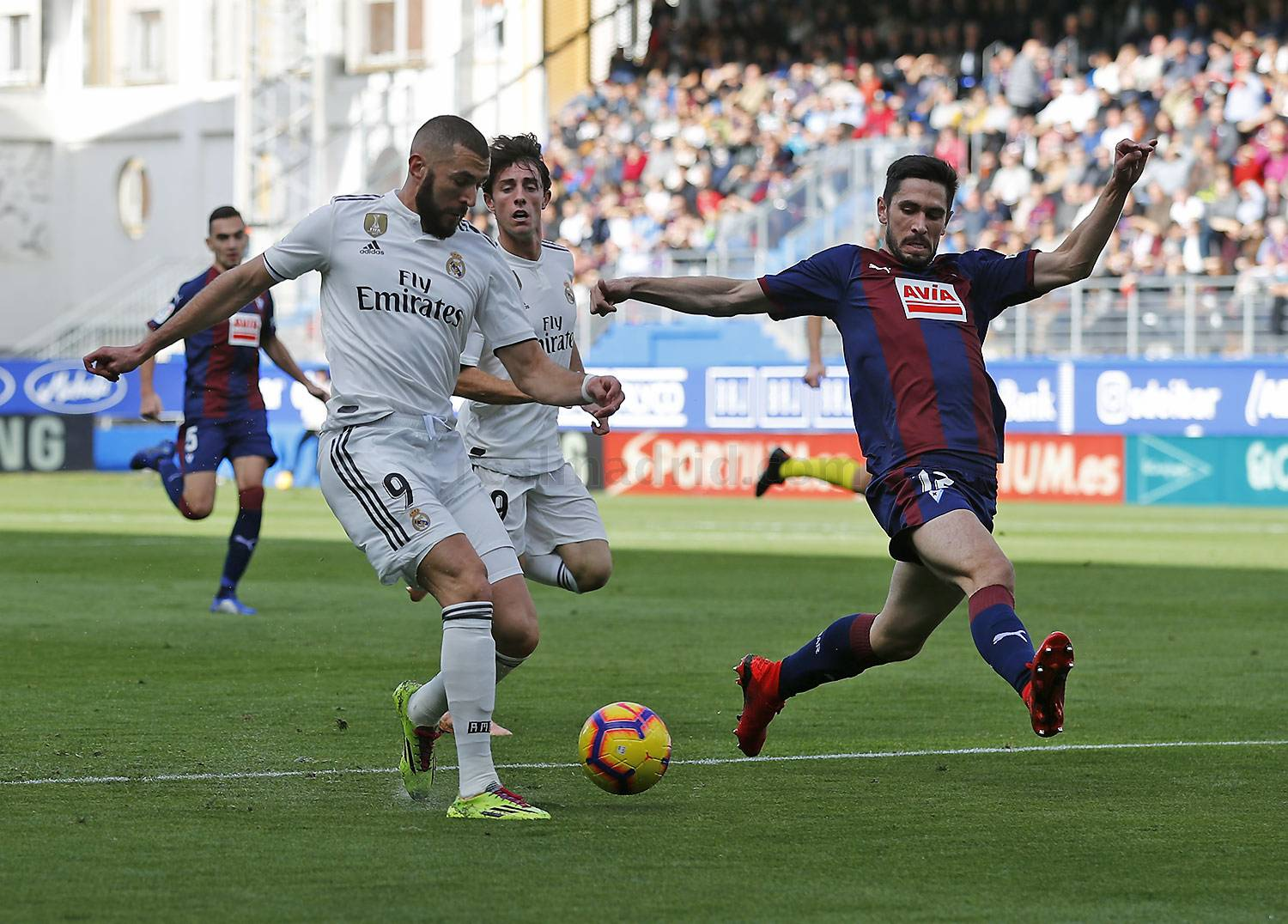 Real Madrid - Eibar - Real Madrid - 24-11-2018