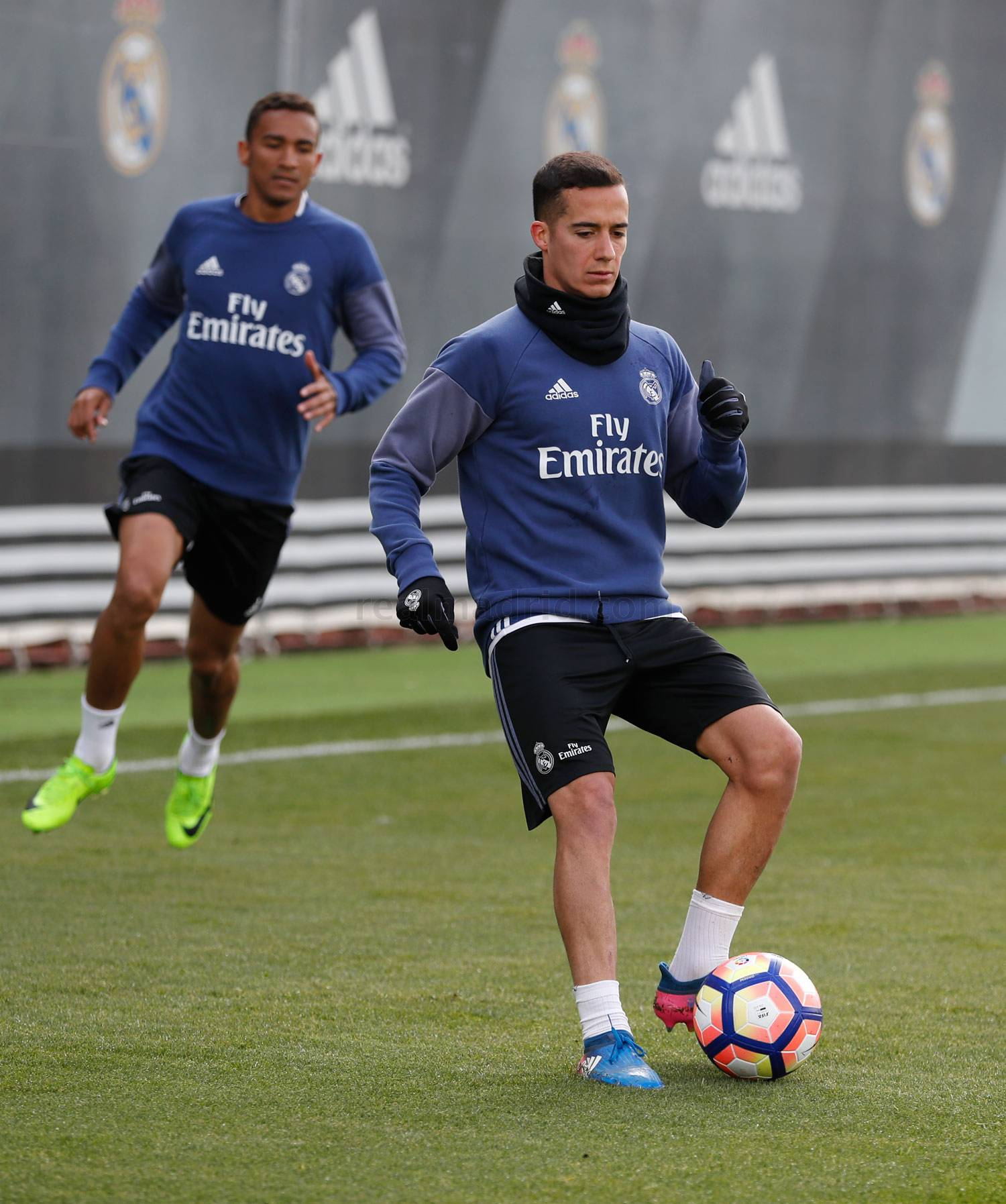Real Madrid - Entrenamiento del Real Madrid - 24-03-2017