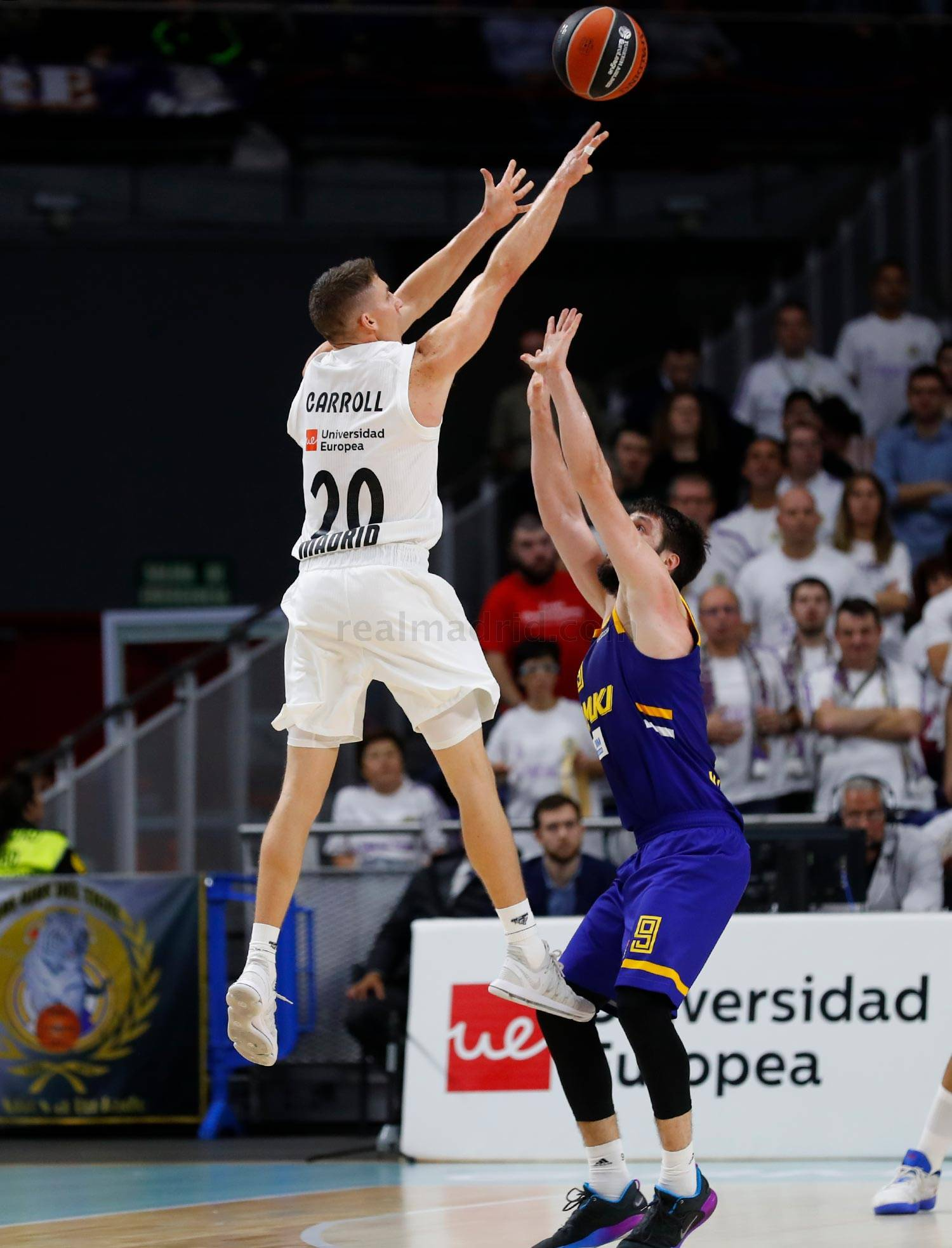 Real Madrid - Real Madrid - Khimki - 15-11-2018