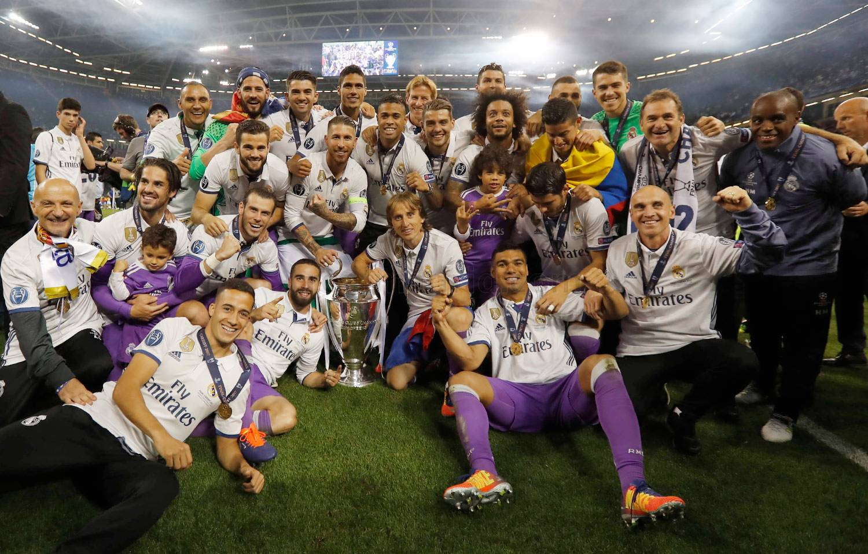 Así celebró el Real Madrid la Duodécima   fotos   Real
