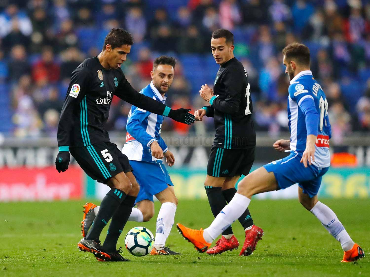 Real Madrid - Espanyol - Real Madrid - 27-02-2018