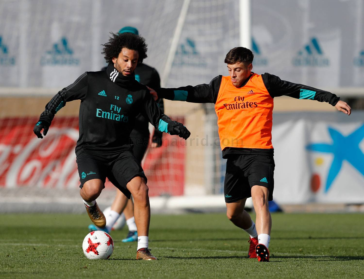 Real Madrid - Entrenamiento del Real Madrid - 27-11-2017