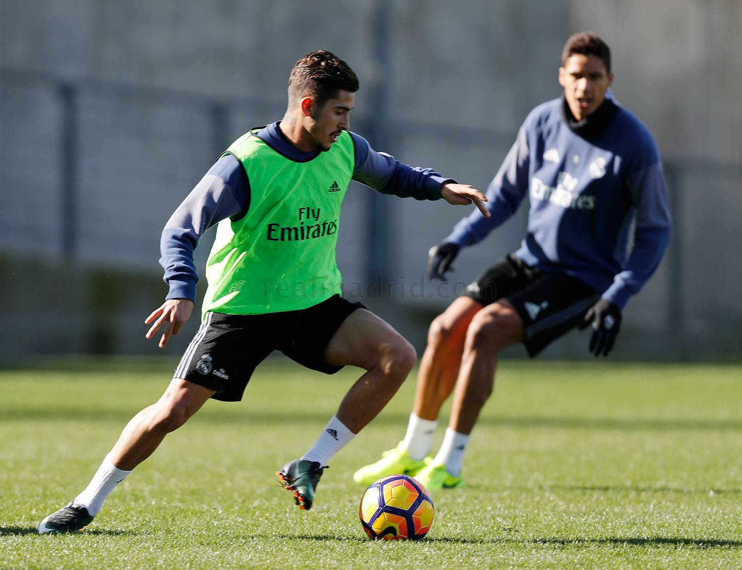 Real Madrid - Entrenamiento del Real Madrid - 05-02-2017