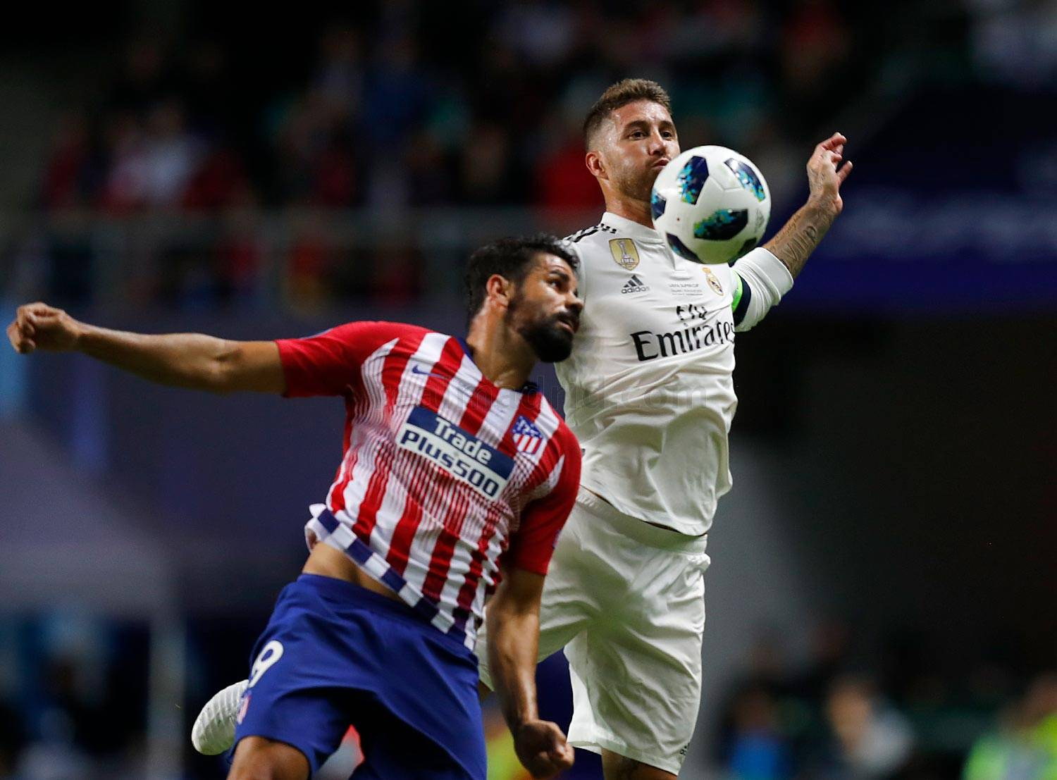 Real Madrid - Real Madrid - Atlético de Madrid - 15-08-2018