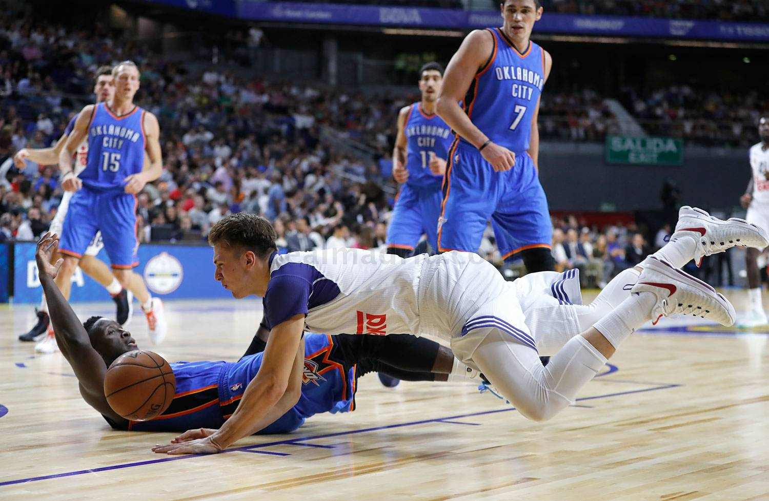 Real Madrid - Oklahoma City Thunder