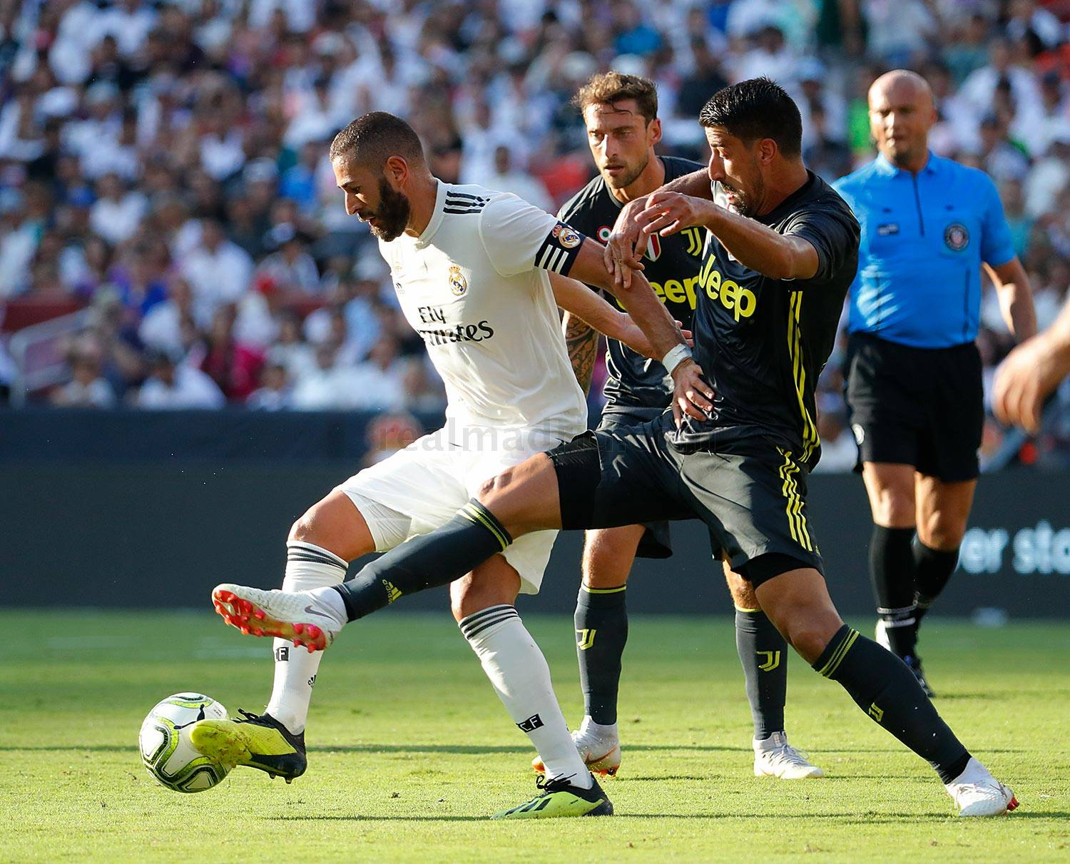 Real Madrid - Real Madrid - Juventus - 05-08-2018
