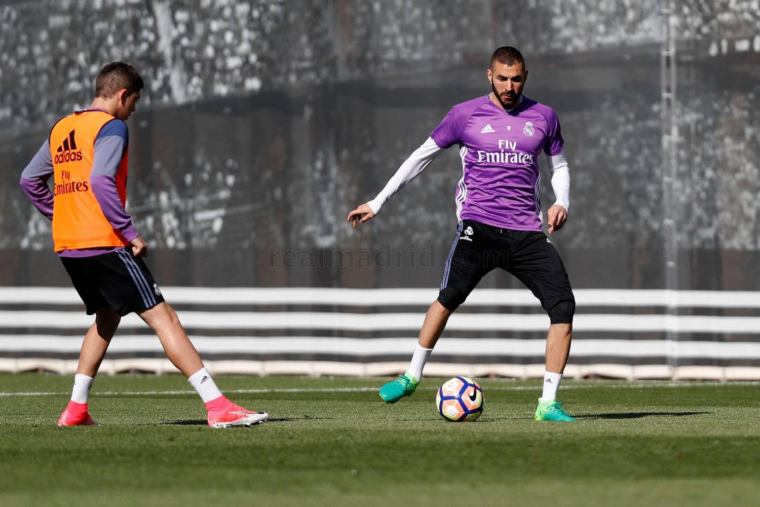 Real Madrid - Entrenamiento del Real Madrid - 28-03-2017
