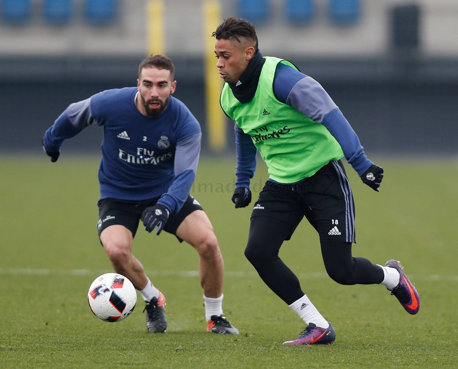 Real Madrid - Entrenamiento del Real Madrid - 02-01-2017