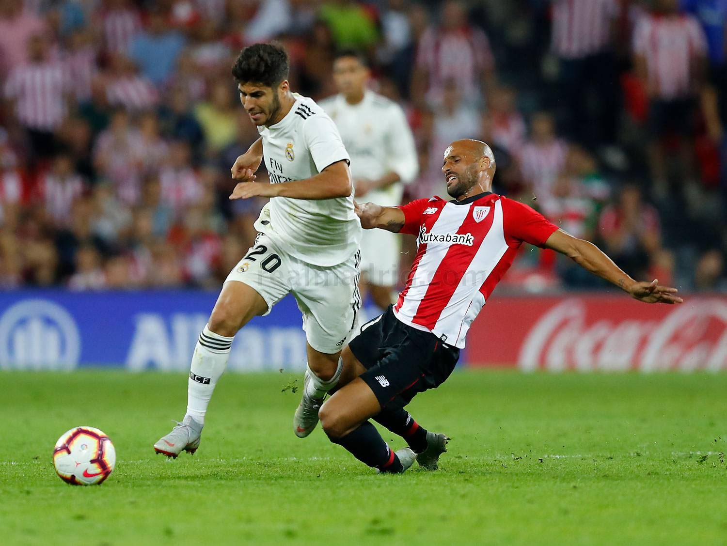 Real Madrid - Athletic Club - Real Madrid - 15-09-2018