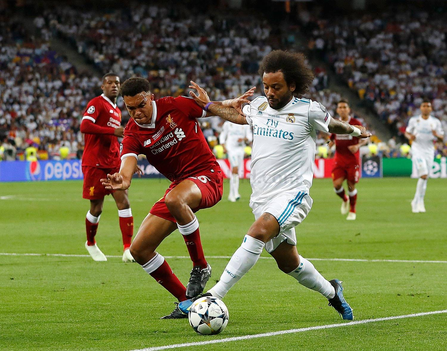 Real Madrid - Real Madrid - Liverpool - 26-05-2018