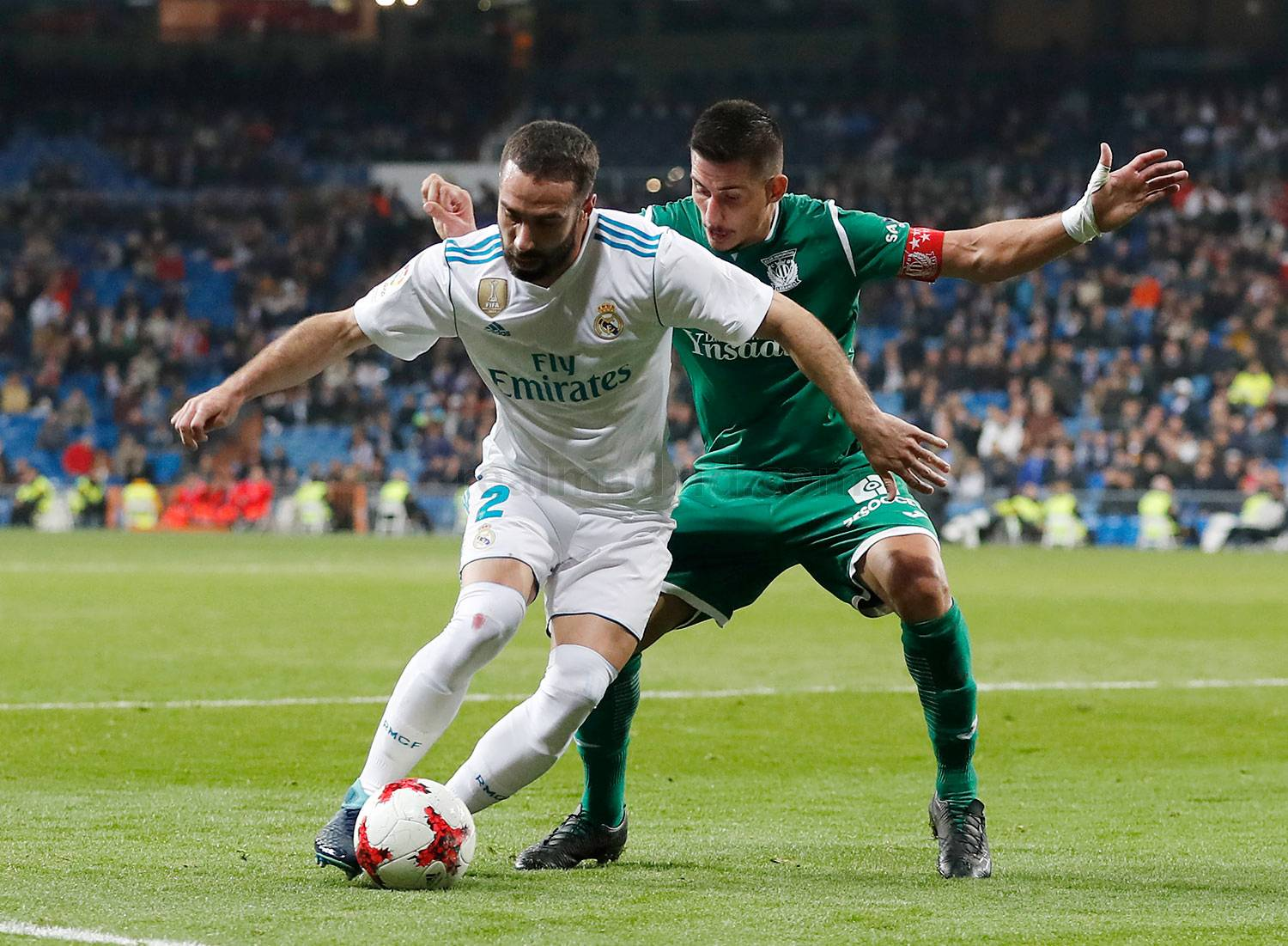 Real Madrid - Real Madrid - Leganés - 25-01-2018