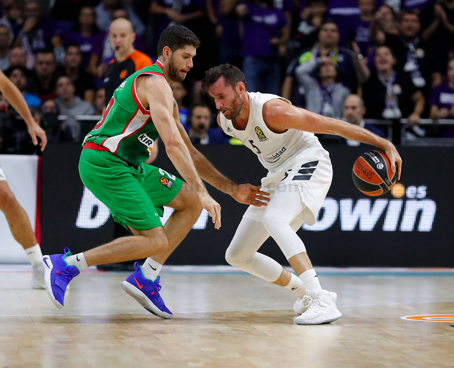 Real Madrid - Real Madrid - KIROLBET Baskonia - 19-10-2018