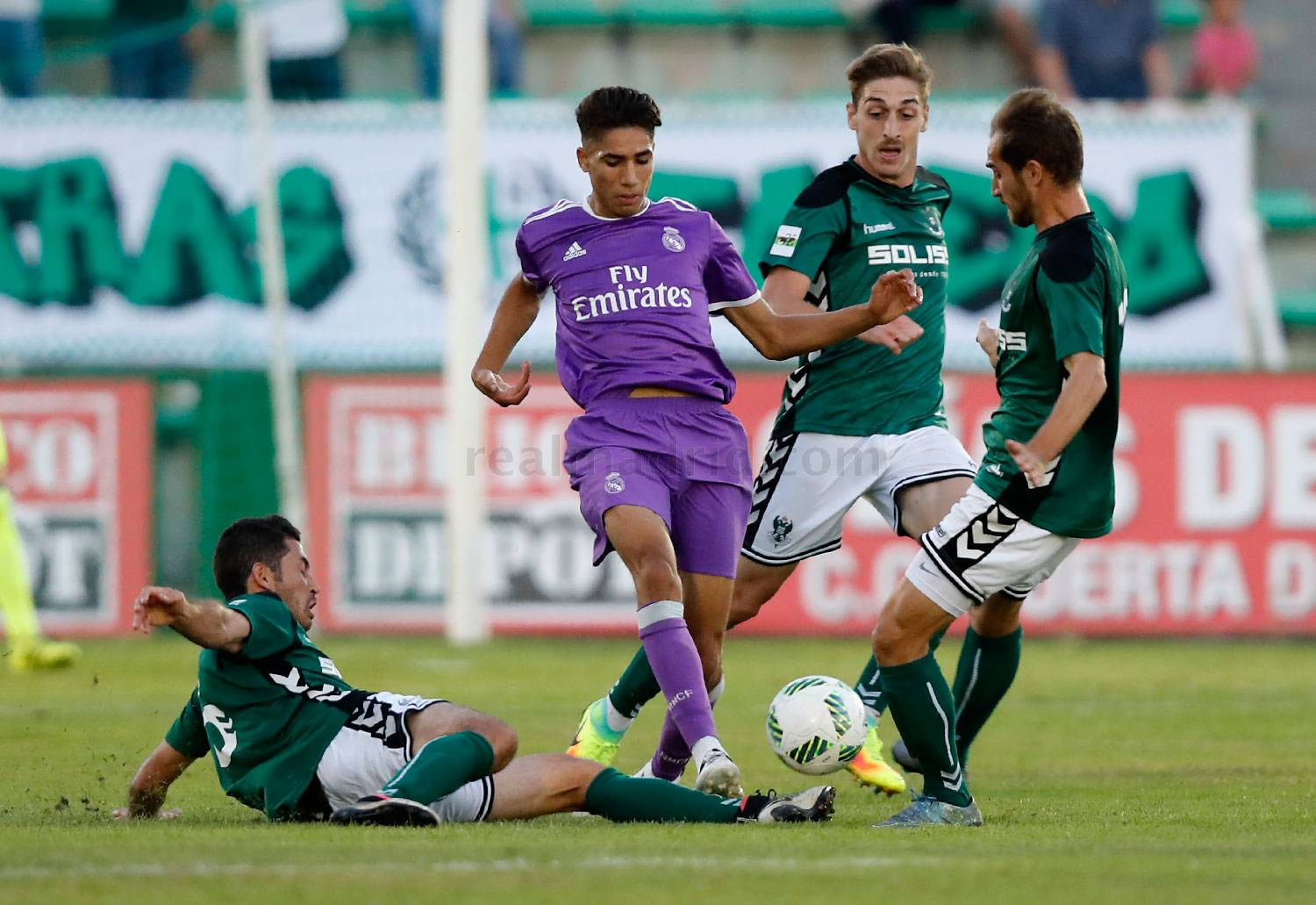 Real Madrid - Toledo - Real Madrid Castilla - 08-10-2016