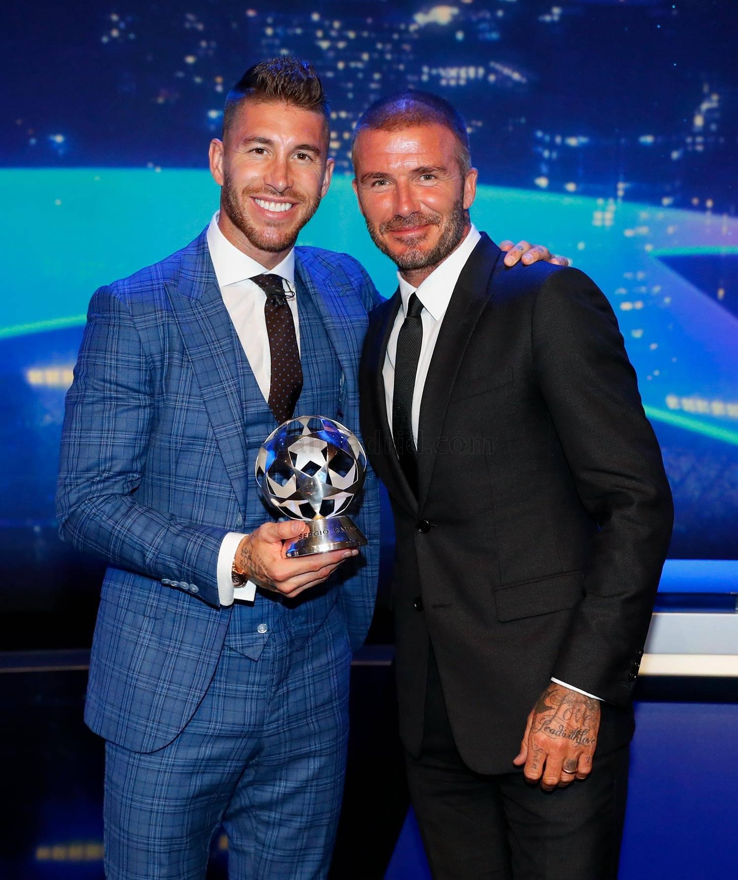 ¿Cuánto mide David Beckham? - Altura - Real height _3am9485_20180830083055