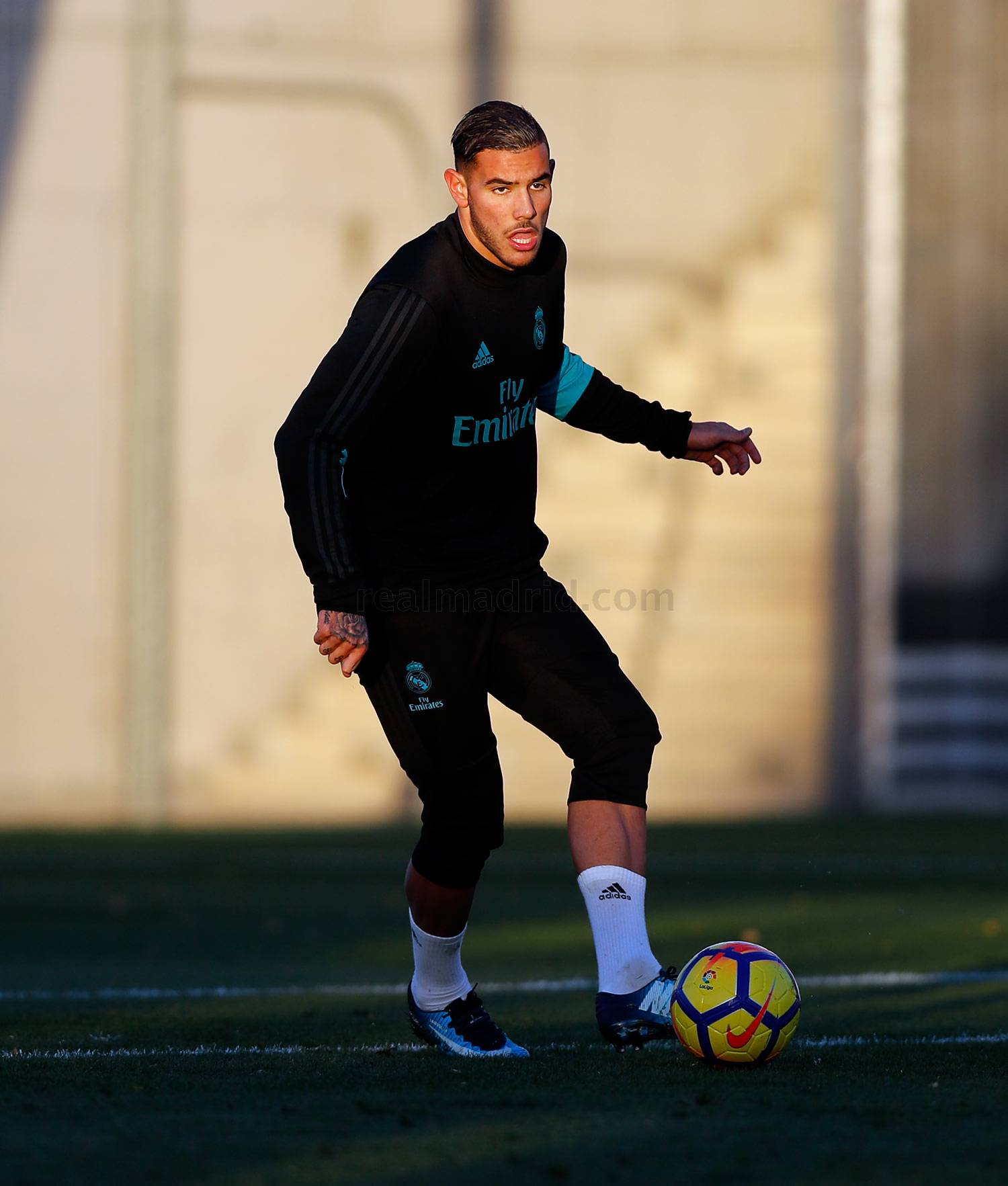 Real Madrid - Entrenamiento del Real Madrid - 13-11-2017
