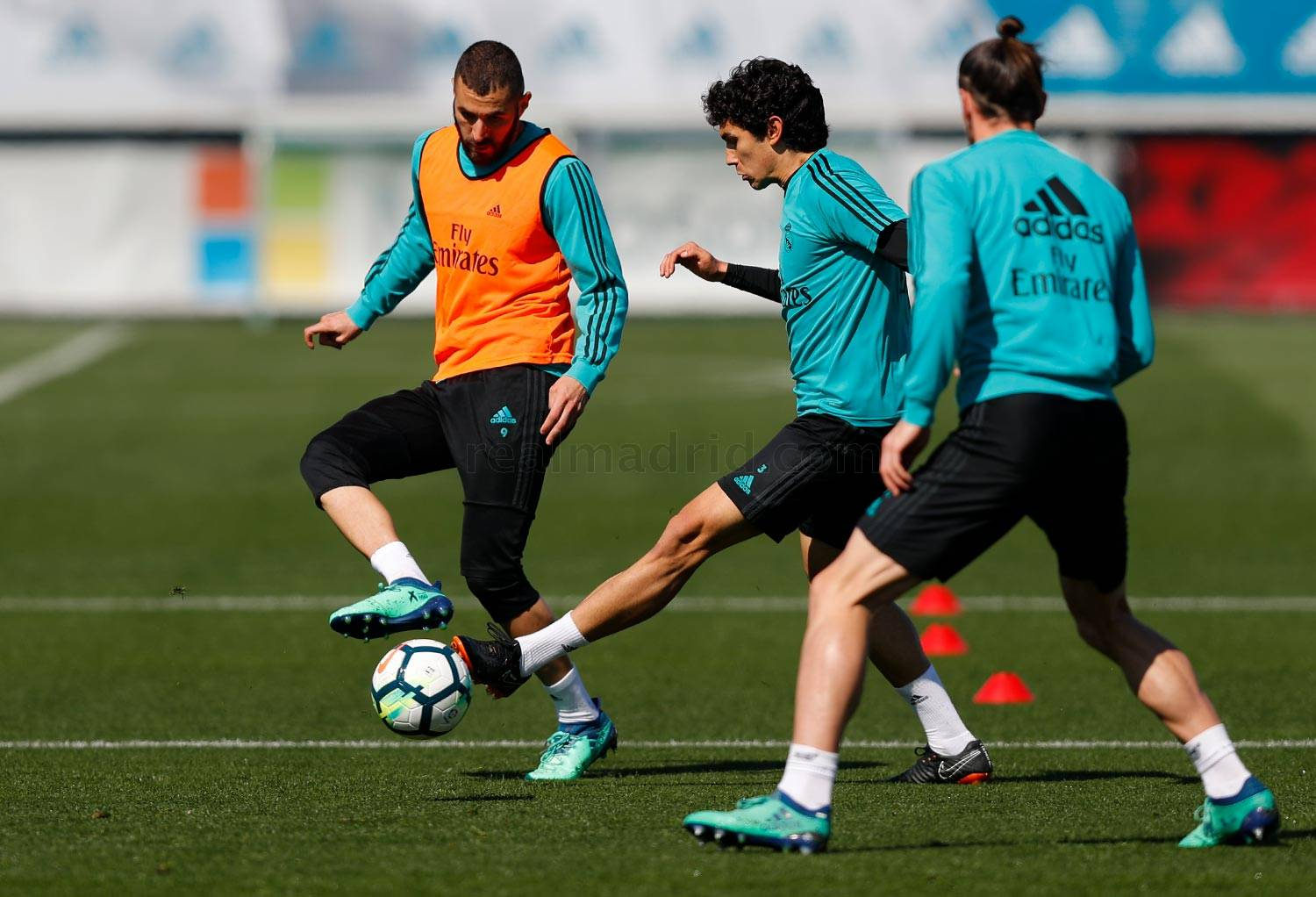 Real Madrid - Entrenamiento del Real Madrid - 17-04-2018