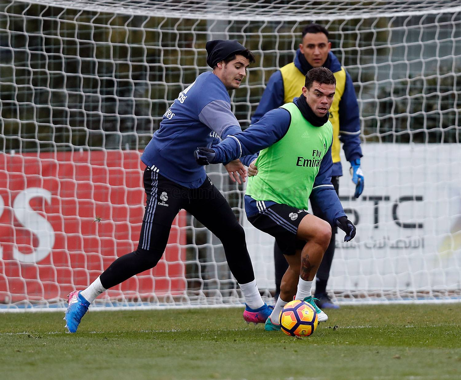 Real Madrid - Entrenamiento del Real Madrid - 10-02-2017