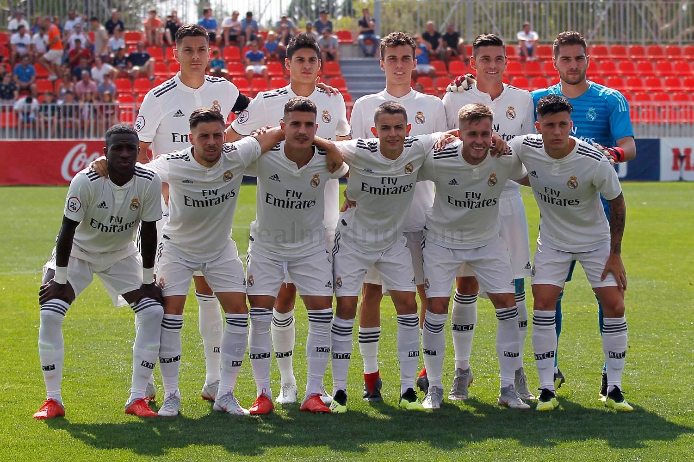 Temporada 2018-2019 Cantera Real Madrid _3rm8184_20180902020142