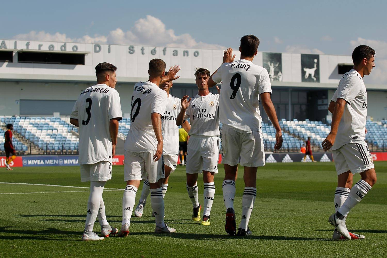 Real Madrid - Juvenil A - Roma - 19-09-2018