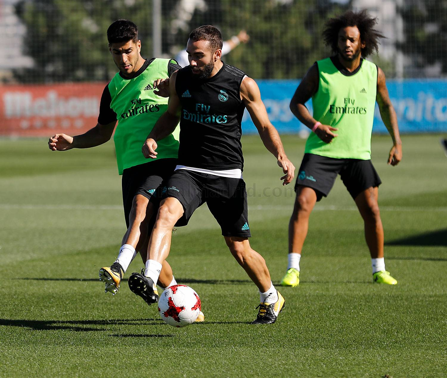 Real Madrid - Entrenamiento del Real Madrid - 11-08-2017