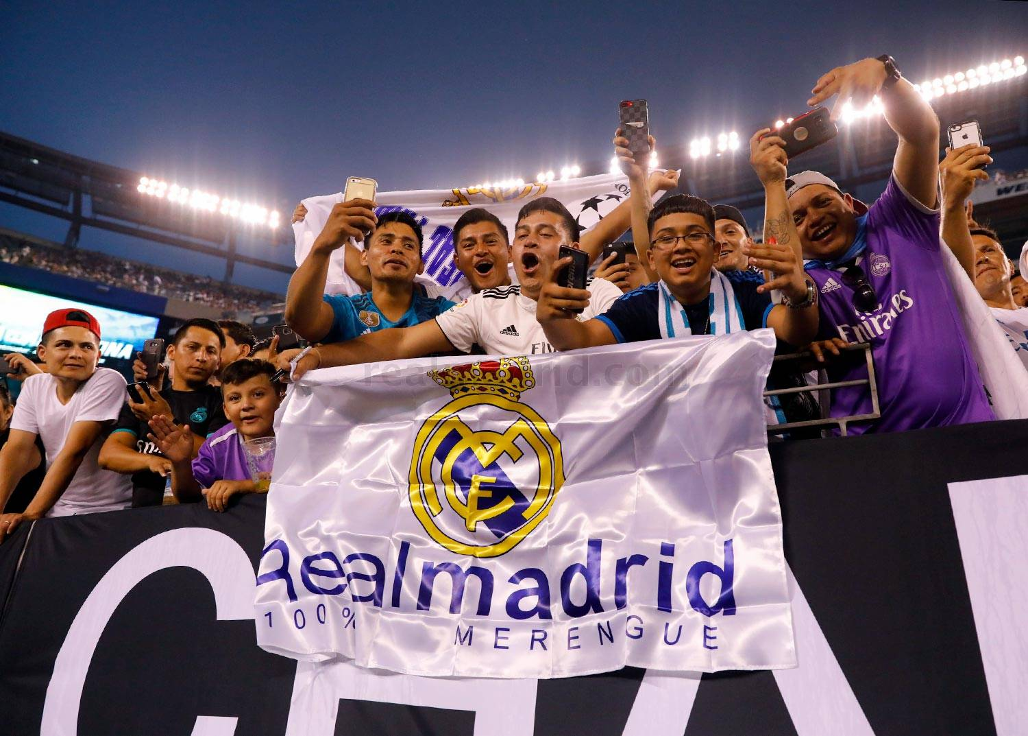 Real Madrid - Real Madrid - Roma - 08-08-2018