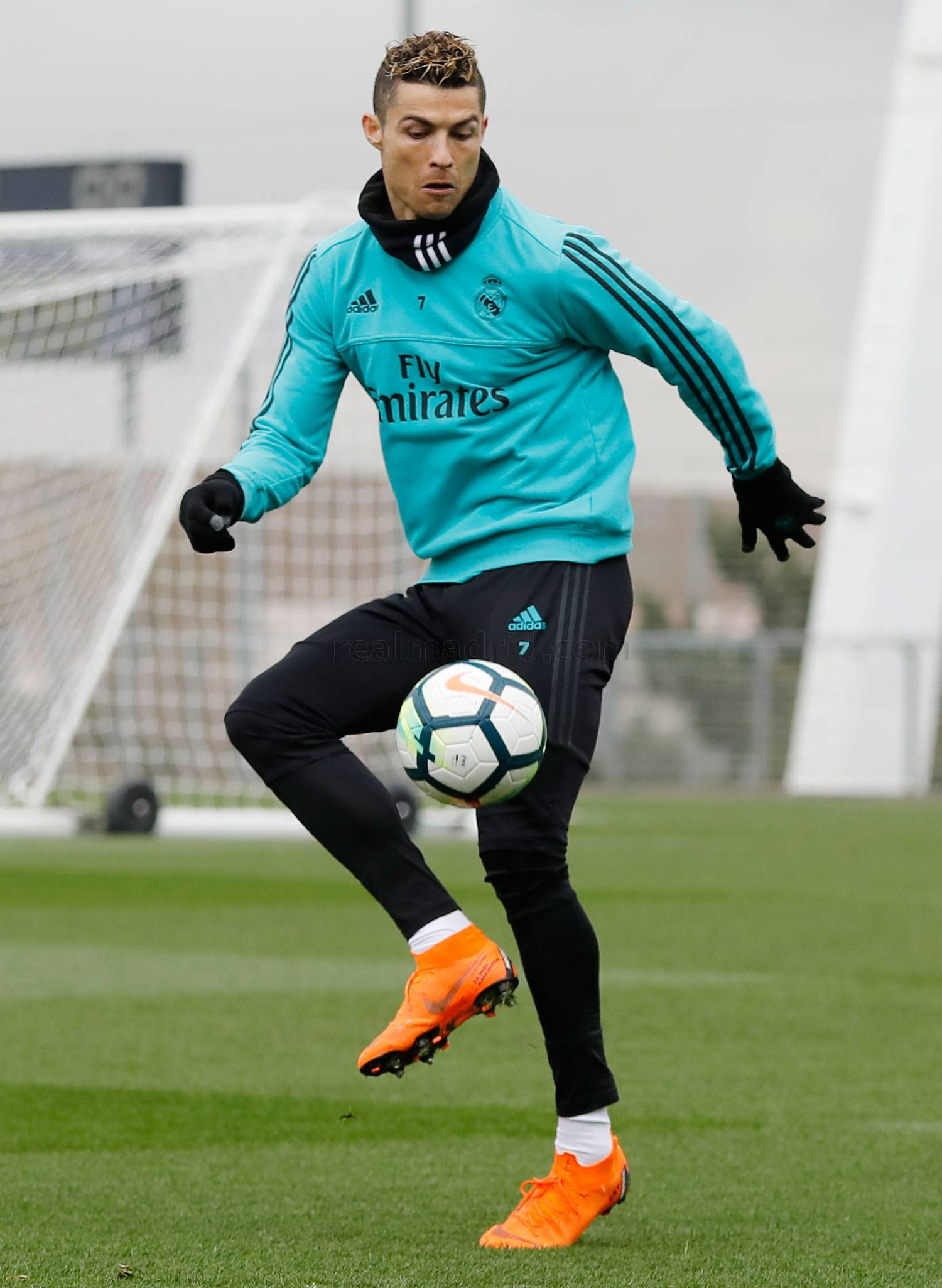 Real Madrid - Entrenamiento del Real Madrid - 09-03-2018