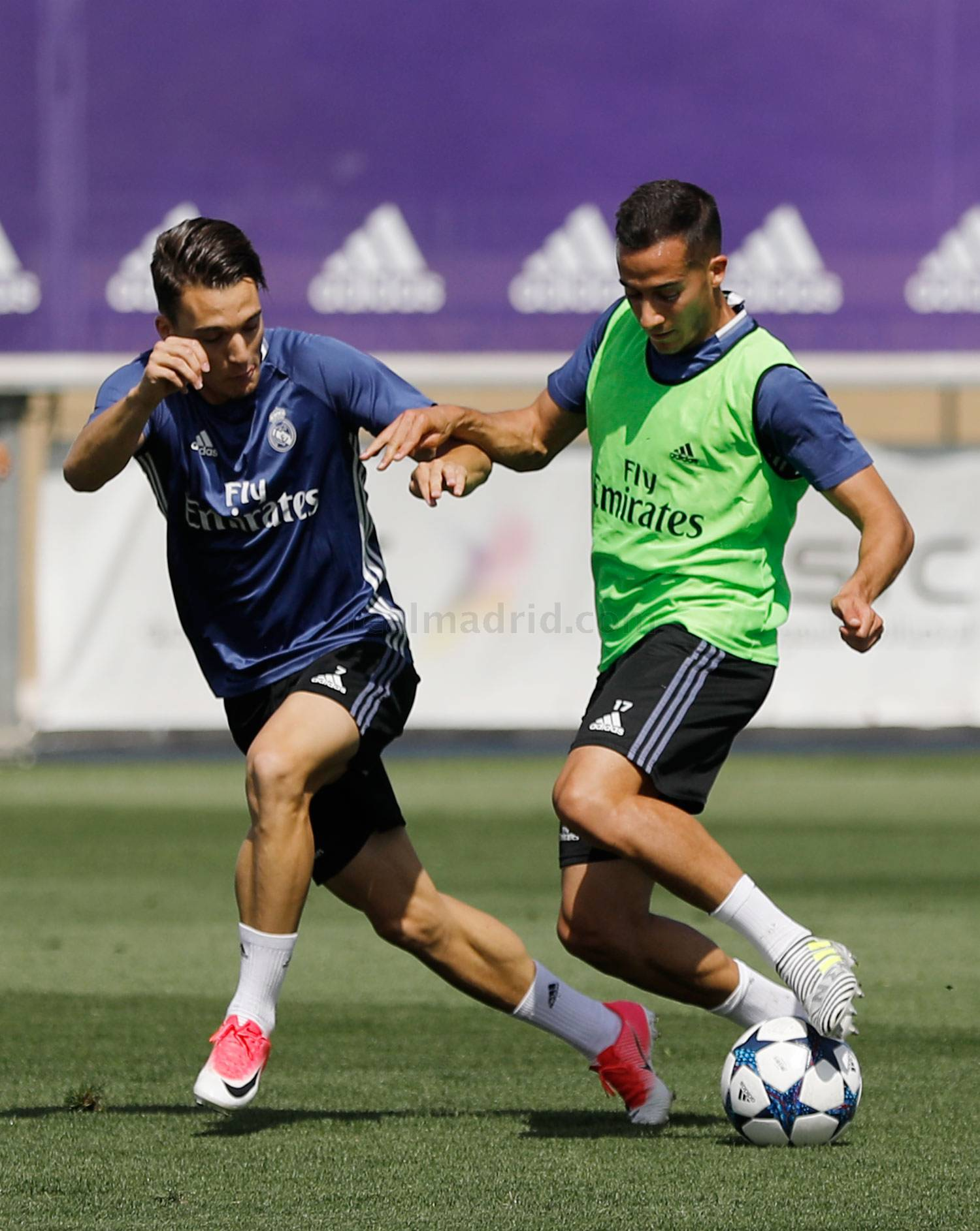 Real Madrid - Entrenamiento del Real Madrid - 26-05-2017