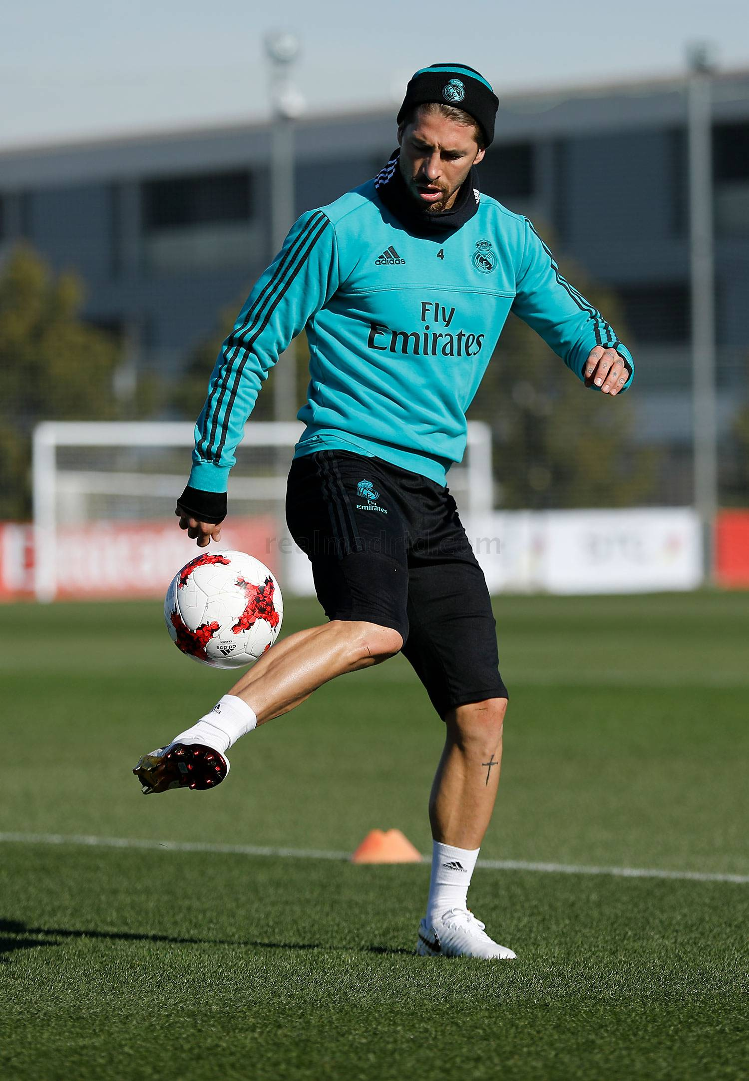 Real Madrid - Entrenamiento del Real Madrid - 15-01-2018