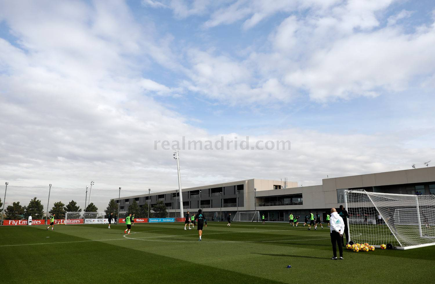 Real Madrid - Entrenamiento del Real Madrid - 23-11-2017