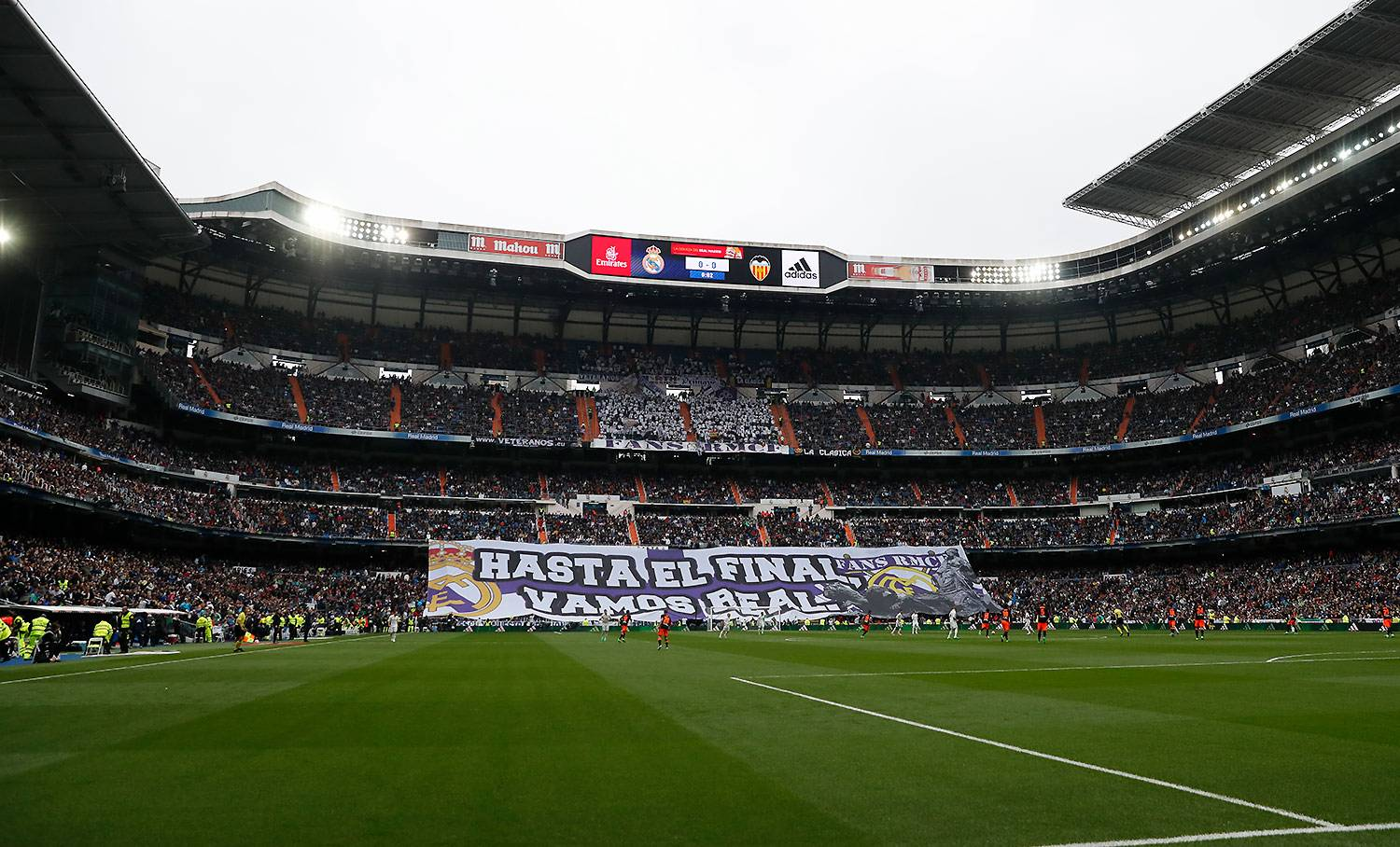 Real Madrid - Real Madrid - Valencia - 29-04-2017