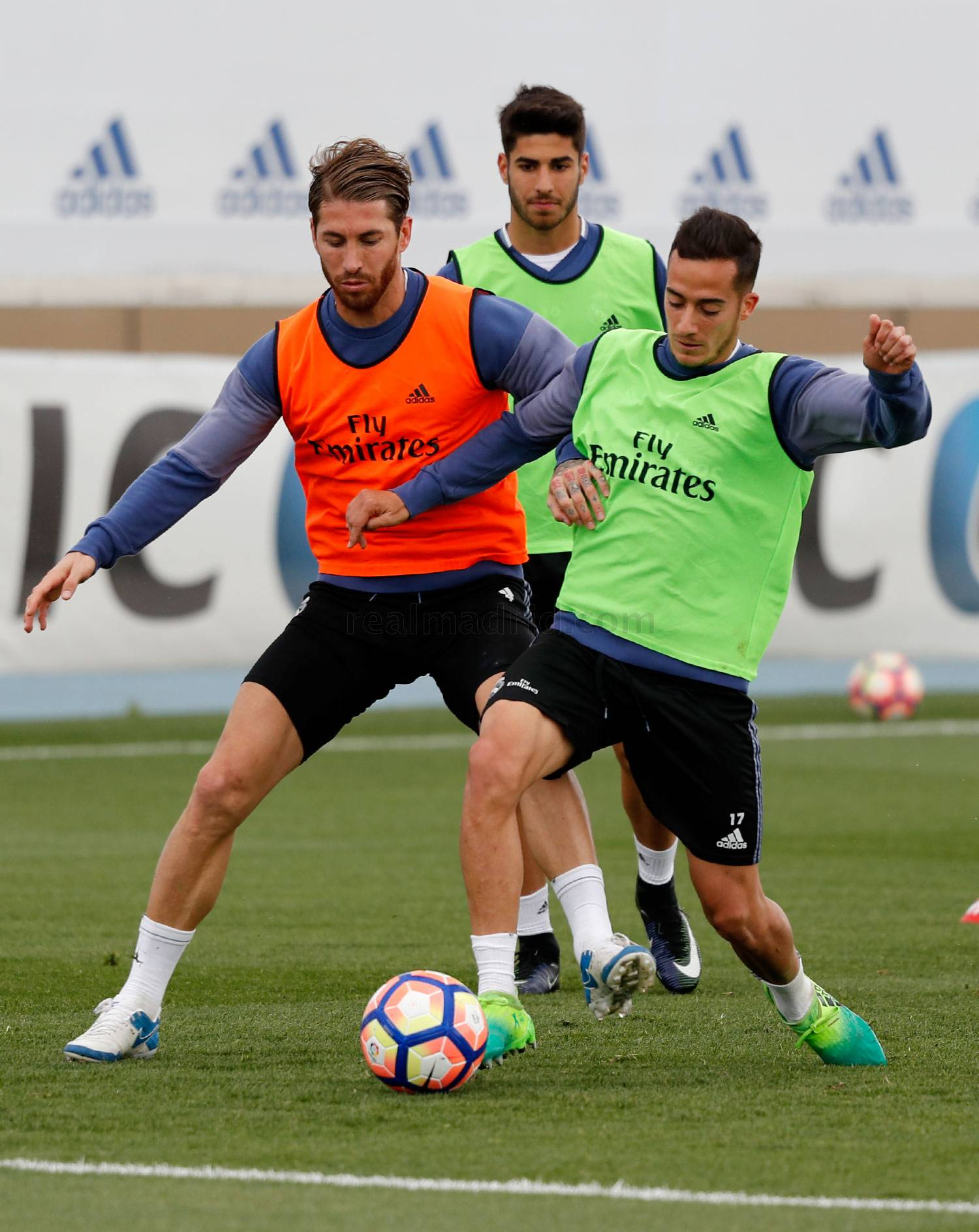 Real Madrid - Entrenamiento del Real Madrid - 12-05-2017