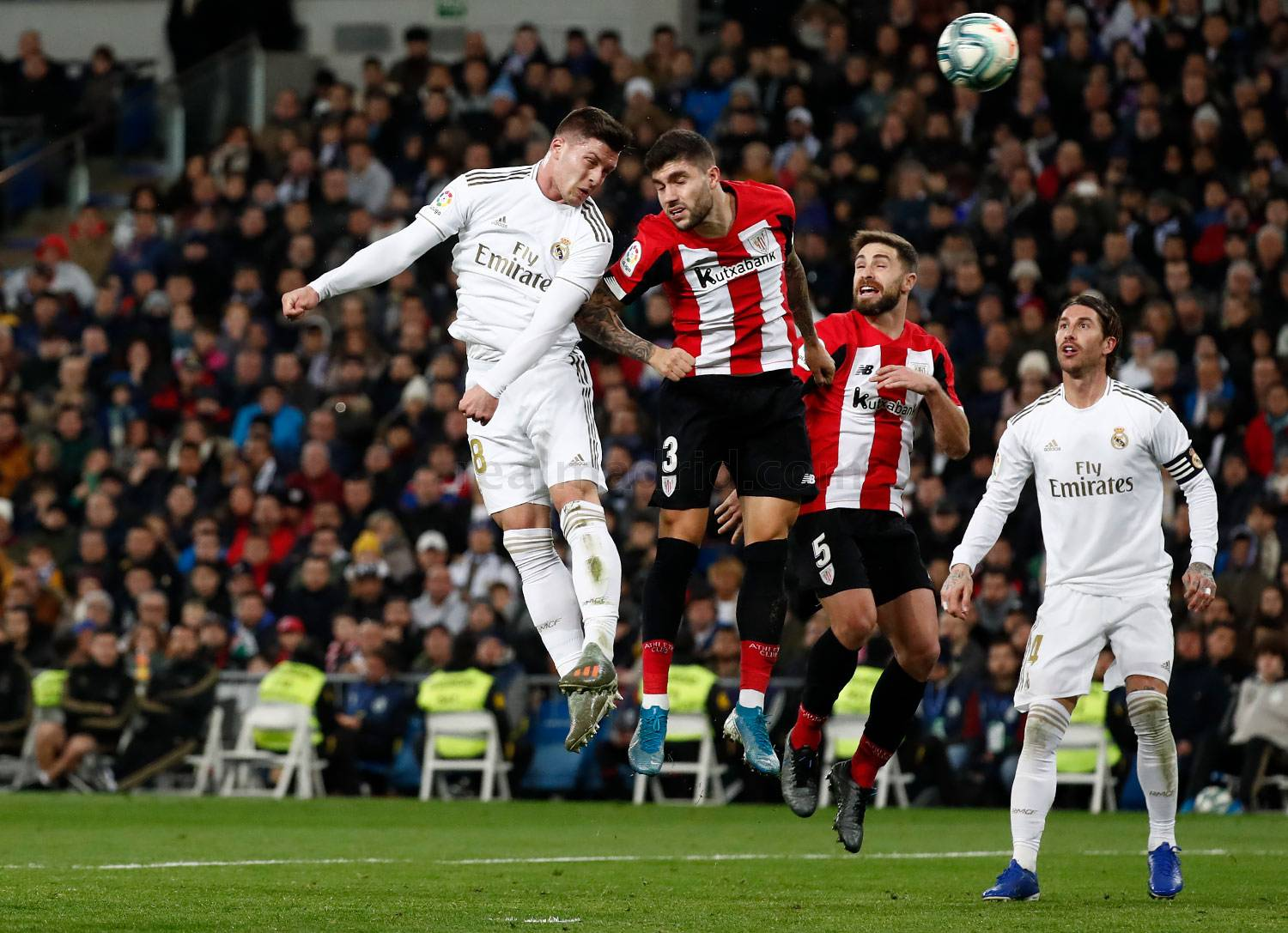 Real Madrid - Real Madrid - Athletic - 22-12-2019