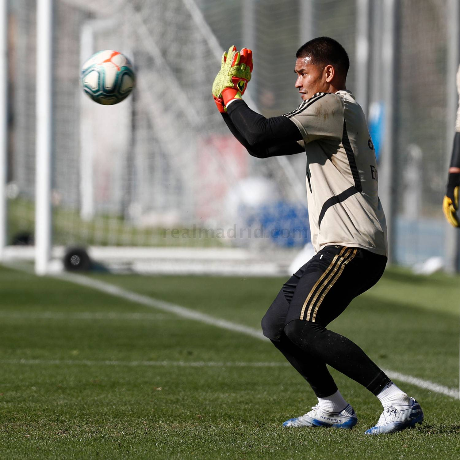 Real Madrid - Entrenamiento del Real Madrid  - 21-02-2020