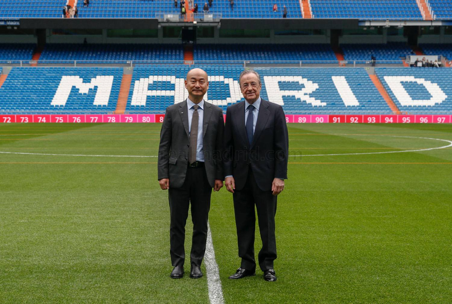Real Madrid - Real Madrid y Hankook renuevan su acuerdo de patrocinio - 17-01-2020