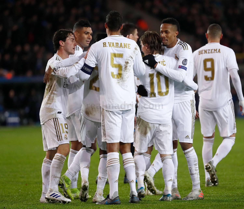 Brujas - Real Madrid Photos Real Madrid CF