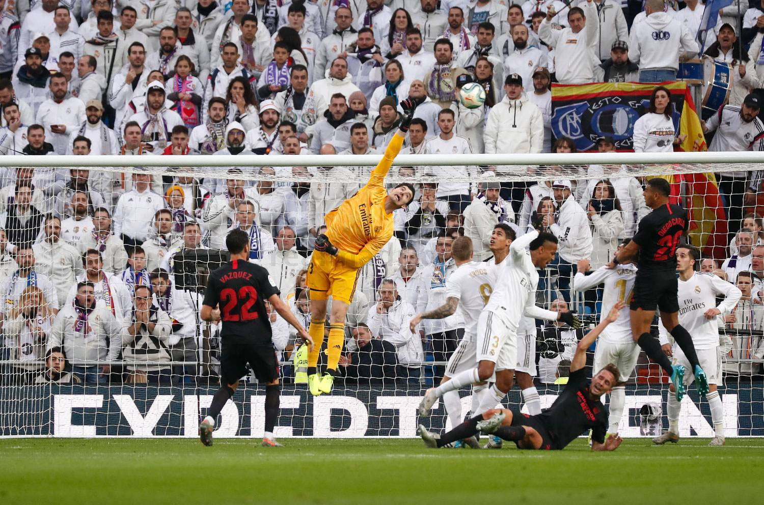 Real Madrid - Real Madrid - Sevilla - 18-01-2020