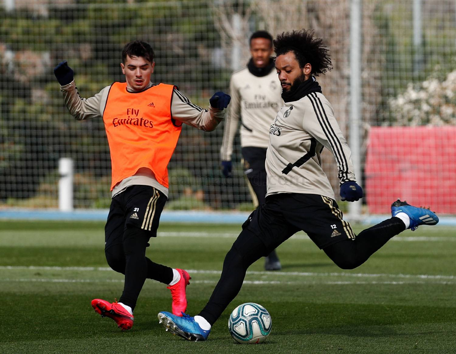 Real Madrid - Entrenamiento del Real Madrid  - 06-03-2020